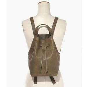 Madewell Somerset Mini Backpack